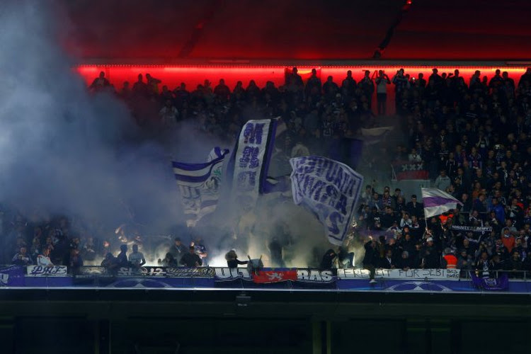 L'UEFA inflige une amende au RSCA