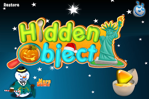 Party Time Hidden Objects