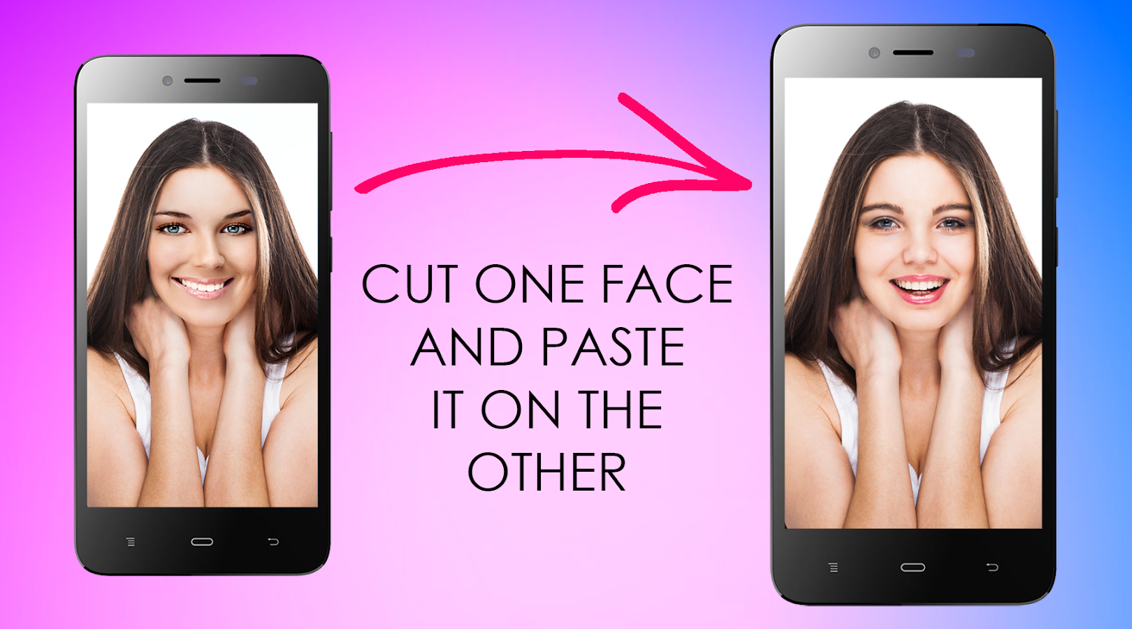 Cut Paste Photo Editor- screenshot