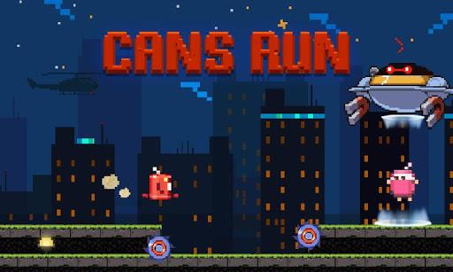 Cans Run