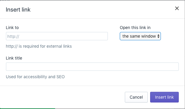 Solved: How to create a custom link call to action button