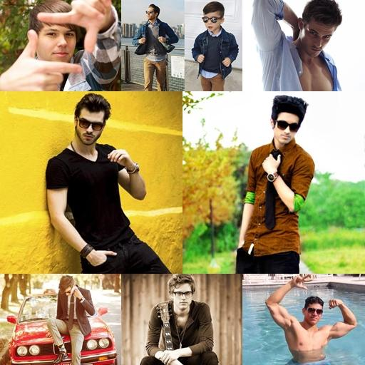 Photo Poses For Boys