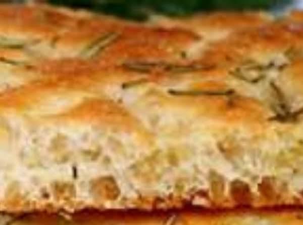 Easy Italian Focaccia Bread For A Crowd Recipe