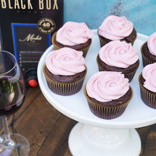 Chocolate Merlot Cupcakes Recipes