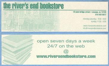 Photo: River's End Bookstore