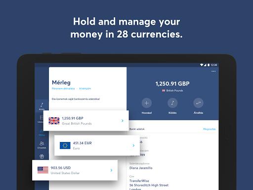 TransferWise Money Transfer  screenshots 9