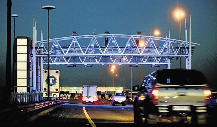 Sanral is one of the state-owned entities that stand to benefit from a government bailout.