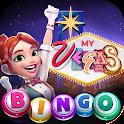 myVEGAS BINGO - Social Casino & Fun Bingo Games! icon