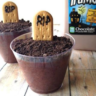 Spooky Graveyard Snacks