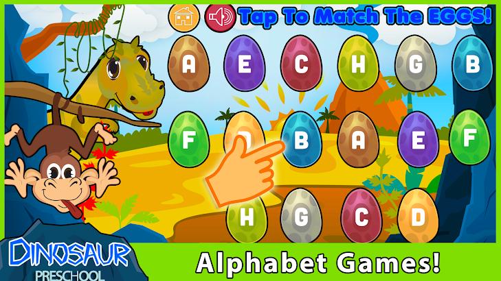 Dinosaur Games Free for Kids- screenshot thumbnail