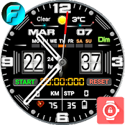 W101 Watch Face For WatchMaker Users