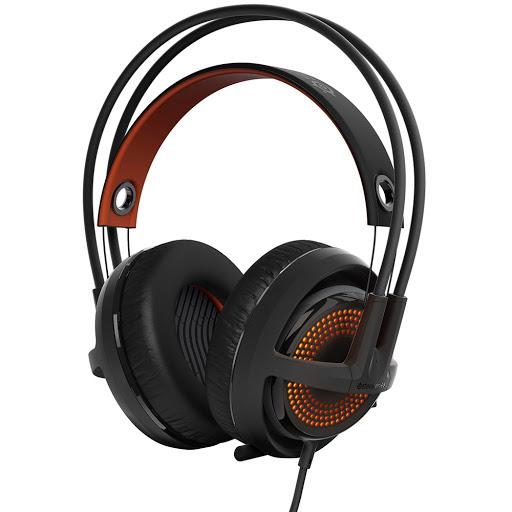 Tai nghe SteelSeries Siberia 350 (RGB) (Đen)