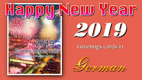 Happy New Year SMS Greeting Cards 2019 – Apps bei Google Play