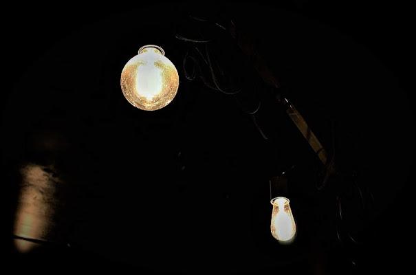luci sospese di Lale92
