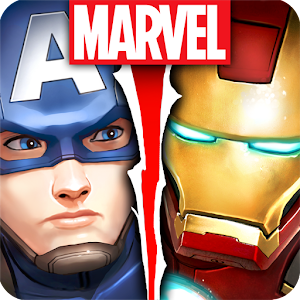 MARVEL Avengers Academy Mod (Free Shopping, Skipping & Instant Action) v1.0.51 APK