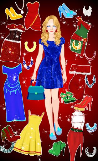 Princess Christmas Shopping screenshots 6