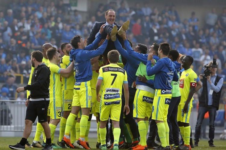 OFFICIEEL: AA Gent troeft Belgische top af voor nieuwe spits
