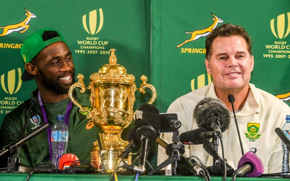 Rassie Erasmus reveals agonies over Siya Kolisi's fitness before World Cup