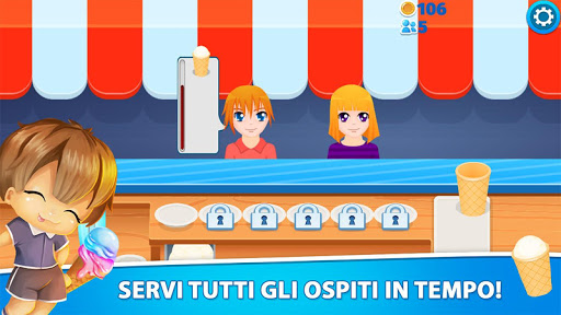 夢のクリーミーレストラン|玩模擬App免費|玩APPs