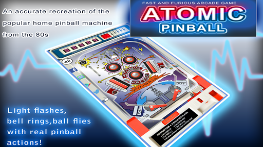 Atomic Arcade Pinball Free