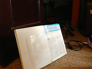 Photo: $1 for Both recipe book holders, book stand, music stand