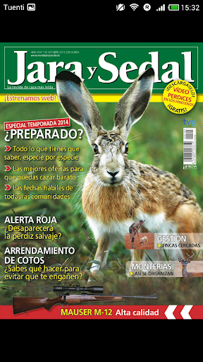 Jara y Sedal 143 Octubre 2013 screenshot 1