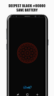 BlackO PRO🔥 Dark Wallpapers Screenshot
