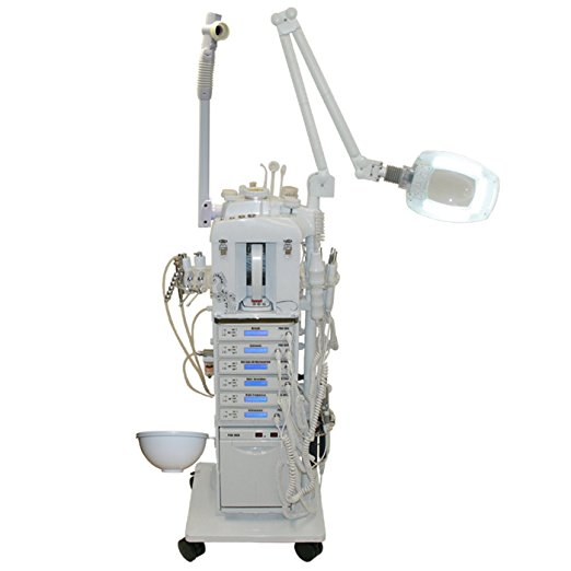 MICRODERMABRASION UNITS USED IN CLINICAL SETTINGS