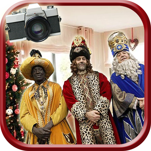 Your Photo with Three Wise Men - Christmas Selfies file APK Free for PC, smart TV Download