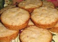Rice Muffins Recipe