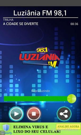 Rádio Luziânia FM 98 1