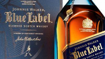 Logo for Johnnie Walker Blue Label