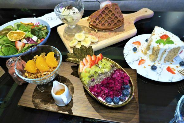 Munchies Café & Bistro /精緻裝潢下午茶/姊妹聚會首選/餐點好吃推薦