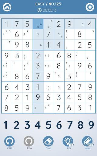 Sudoku : Evolve Your Brain screenshot 8