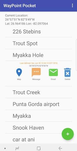 WayPoint Pocket screenshot 3