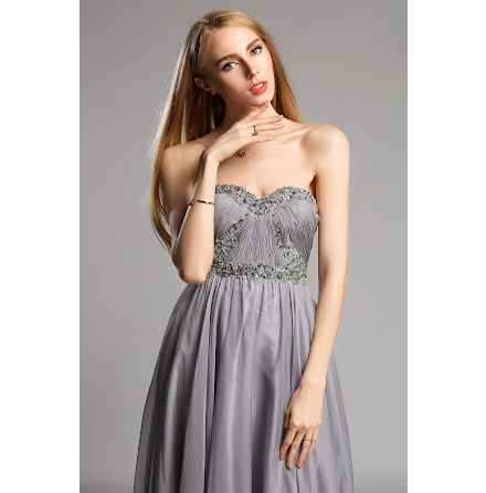 Selina grey dress