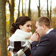 Wedding photographer Anastasiya Vanyuk (asya88). Photo of 17.04.2017