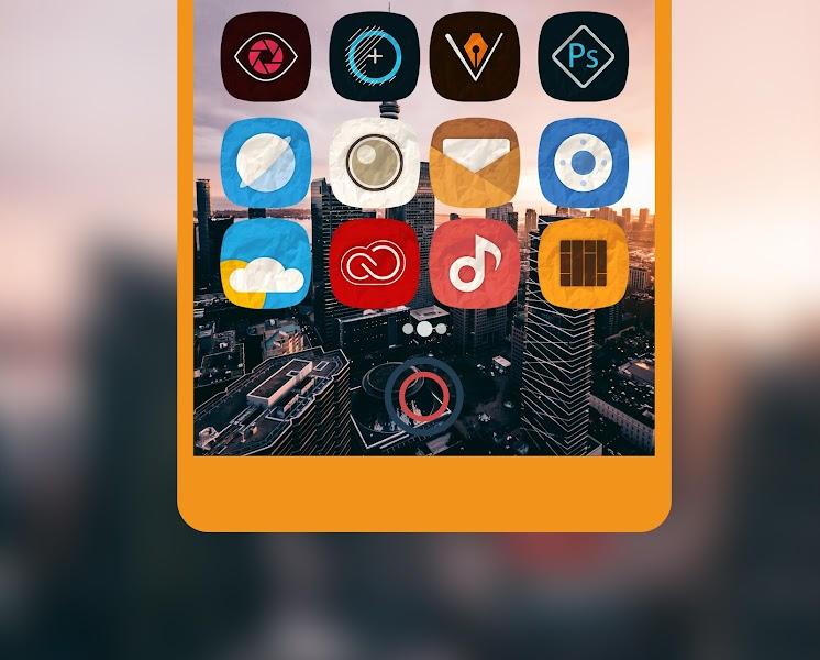 Rugos - Freemium Icon Pack