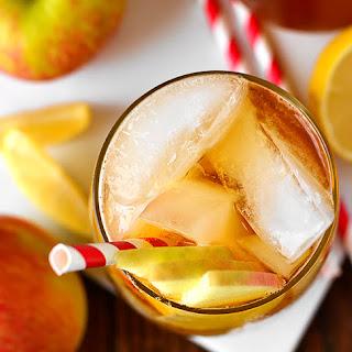 Sparkling Maple Bourbon Ciders.