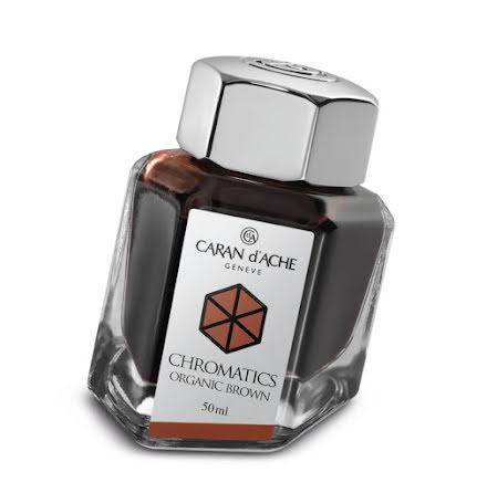CdA Ink Organic Brown