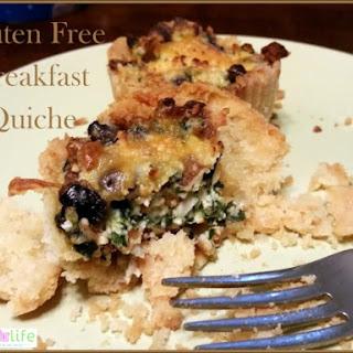 Gluten Free Breakfast Quiche
