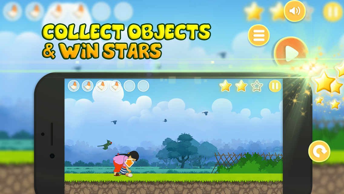 Meena Game- screenshot