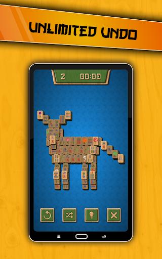 Mahjong Classic Solitaire  - A Free Quest Puzzle  screenshots 4