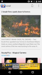 WSVN - 7 News Miami- screenshot thumbnail