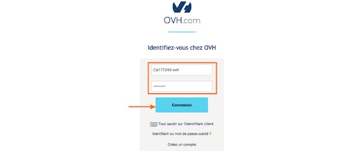 ovh-connection