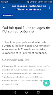 Euroscola - Quiz sur l'Europe- screenshot thumbnail