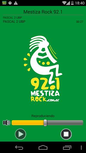 Mestiza Rock FM