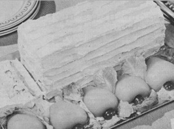 Fancy Ribbon Sandwich Loaf- Mom's Recipe
