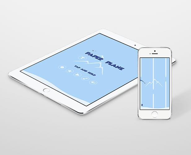 Paper Plane - στιγμιότυπο οθόνης