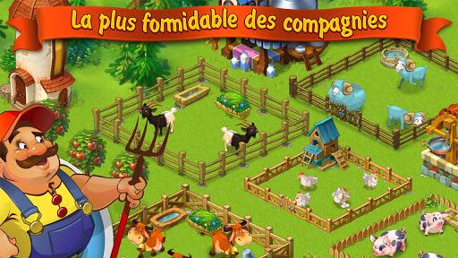 Télécharger Gratuit Jeux de fermé gratuit français: Lucky Fields APK MOD (Astuce) screenshots 1